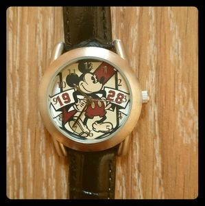 Rare Limited Edition Mickey Mouse Watch